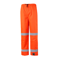 Rainbird Mens Hi Vis Utility Pants with Tape (8271) Orange