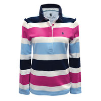 Thomas Cook Womens Homestead Stripe Rugby (T8W2521029)