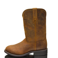 Twisted X Mens Waterproof Roper Boots (TCMRP0003)