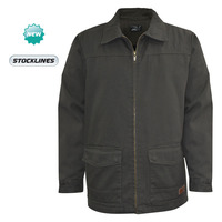 Pure Western Mens Canvas Jacket (PCP1708232)