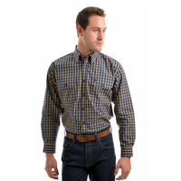 Thomas Cook Mens Smithton Check L/S Shirt (T9W1115004) _W19