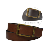 Thomas Cook Brass Reversible Belt (TCP1957BEL)