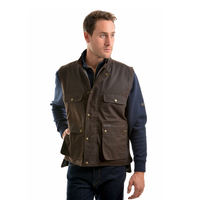 Thomas Cook High Country Professional Oilskin Vest (TCP1632408)