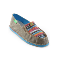 Twisted X Womens Casual Slip On Loafer (TCWCL0005) Dust/Multi