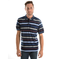 Thomas Cook Mens Armstrong Stripe S/S Polo (T9S1509020) _S19 [SD]