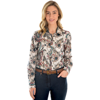 Thomas Cook Womens Kasey L/S Shirt (T0W2114054) Taupe _W20 [SD]