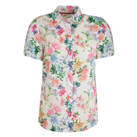 Thomas Cook Womens Armidale S/S Shirt (T0S2106042) Flower Bloom