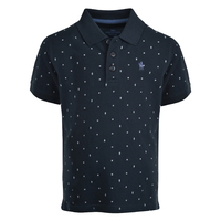 Thomas Cook Boys Parker Polo (T0S3500031) Navy