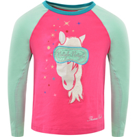 Thomas Cook Girls Neigh Neigh Horse PJs (T1W5929PJS) Pink/Multi