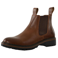 Thomas Cook Womens Janet Dress Boot (TCP28362) Brown