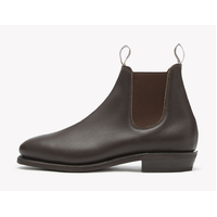 R.M. Williams Womens Rubber Sole Adelaide Boots (B550Y)