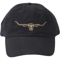 R.M. Williams Longhorn Logo Cap (HC360)
