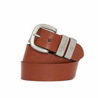 R.M. Williams Mens Drover Belt (BSF5A99Y501) Caramel _S19