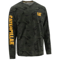 CAT Trademark Banner L/S Top (1510034)