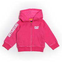 CAT Childrens Trademark Banner Zip Sweatshirt (1910797 )