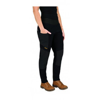 CAT Womens Work Stretch Leggings (1810067.10158) Black