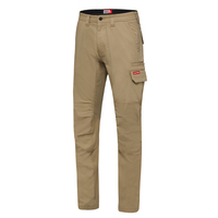 Hard Yakka Mens 3056 Stretch Canvas Cargo Pants (Y02880)