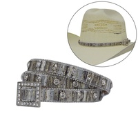 Pure Western Womens Shelby Hat Band (P7S2941HBD) Multi [SD]