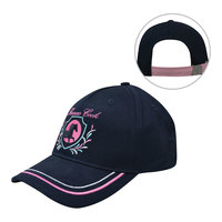 Thomas Cook Girls TC Logo Cap (T8S5901CAP) Dark Navy [SD]