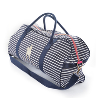 Thomas Cook Stripe Zip Logo Duffle (T0W2940BAG) Navy _W20 [SD]