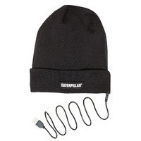 CAT Connect Beanie (2120318) Pitch Black OSFM