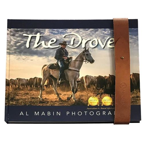 Al Mabin 'The Drover - Rural Lifestyle Photograhy' Photography Book [SD]