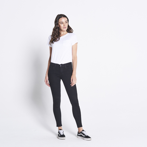 Levi's Womens 710 Super Skinny (17778-0034) Secluded Echo [AD]