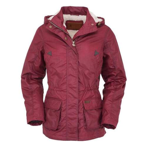 Outback Trading Womens Adelaide Jacket (2185) Berry