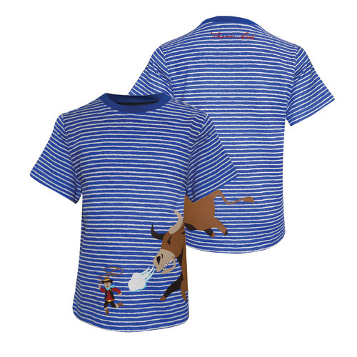 Thomas Cook Boys Chasing Bull S/S Tee (T8S3518064) [SD]