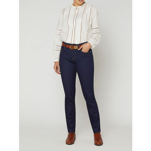 R.M. Williams Womens Kiara Jeans (TJ76599IW01) Indigo Rinse