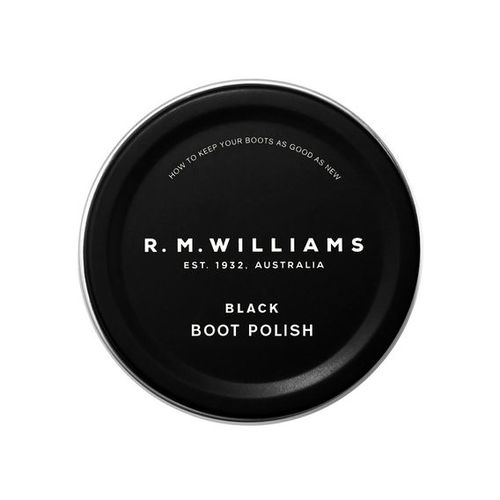 R.M. Williams Boot Polish (CC140) Black 50g