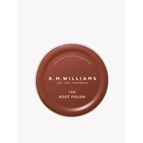 R.M. Williams Boot Polish (CC140) Tan 50g